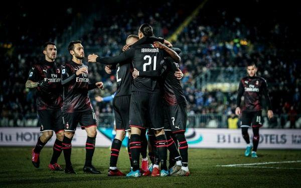 """ميلان يحقق فوزا صعبا بفضل البديل """"ريبيتش"""" - صحيفة الجامعة"""