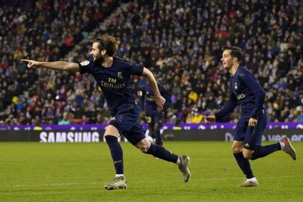ريال مدريد يقبل هدية فالنسيا وينفرد بصدارة الليجا - صحيفة الجامعة