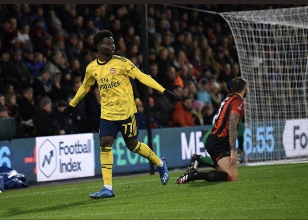 آرسنال يهزم بورنموث ويلحق بالمتأهلين في كأس إنجلترا - University Journal