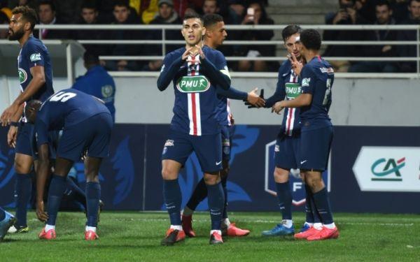 باريس سان جيرمان يتأهل إلى ربع نهائي كأس فرنسا - صحيفة الجامعة