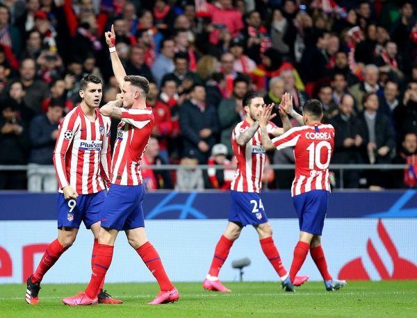 أتلتيكو مدريد يُسقط ليفربول ويكسب الأسبقية على ملعبه - University Journal