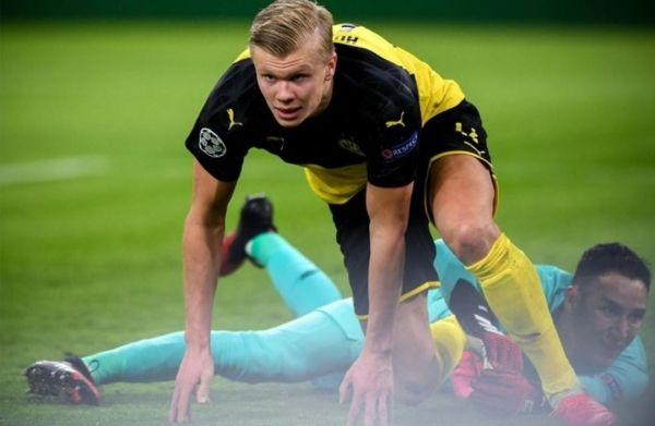 11 هدفا في 7 مباريات.. النرويجي هالاند يحطم الأرقام القياسية - صحيفة الجامعة