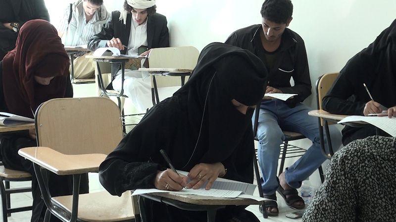 بدء الأمتحانات النهائية للفصل الدراسي الثاني 2016/2017م